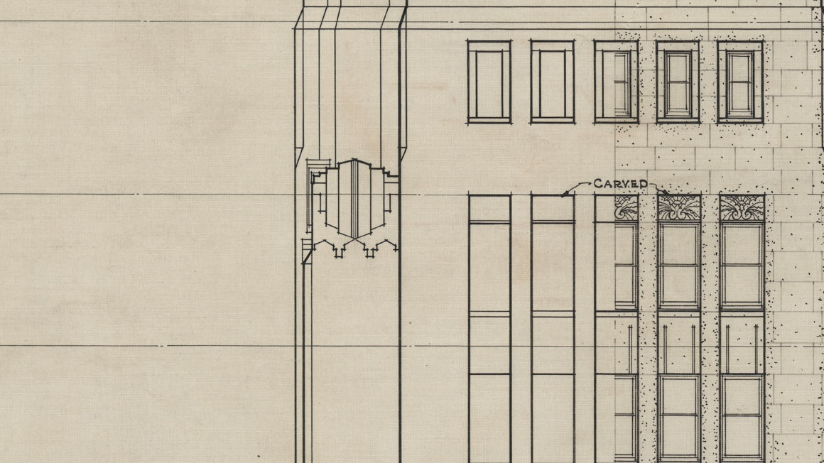 The Dominion Public Buildings - The Architectural Drawings