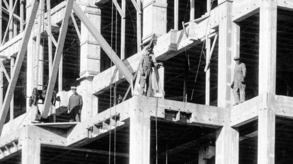 The Dominion Public Building: Workers